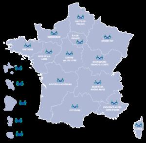 carte-de-france-2021ASSOCIATION AFIPPH